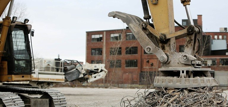 съвременни методи за рециклиране на строителни отпадъци