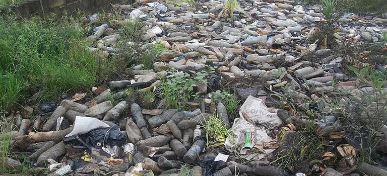Депониране на строителни, промишлени и битови отпадъци