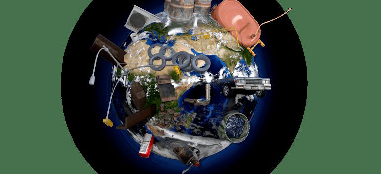 Извозването на строителни отпадъци